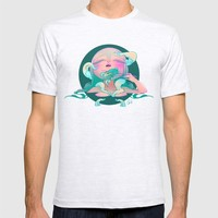 Horror fish T-shirt by STUDIO KILLERS