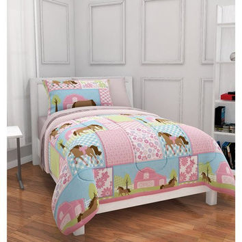 Mainstays Kids Country Meadows Bedding Set