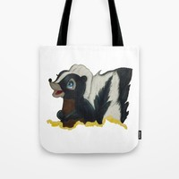 Flower Tote Bag by Sierra Christy Art