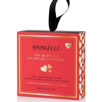 Heart On A String Boxed Body Wash Buffer