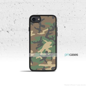 Woodland Camo Phone Case Cover for Apple iPhone iPod Samsung Galaxy S & Note