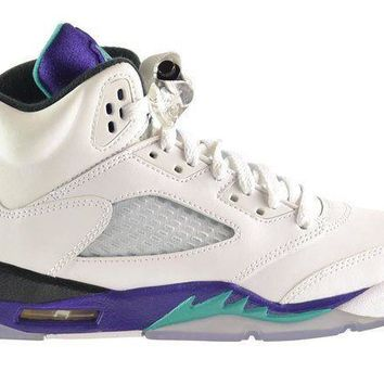 Jordan 5 White Grape Retro (GS)