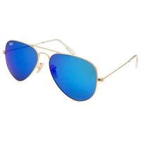 RAY BAN Sunglasses RB 3025 112/17 Matte Gold 58MM
