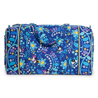 Mickey and Minnie Mouse Disney Dreaming Large Duffel Bag by Vera Bradley