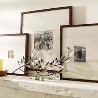 WOOD GALLERY OVERSIZED MAT FRAMES