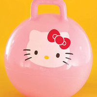 Licensed Hello Kitty Bounce Toy Hopper Ball Indoor/Outdoor Kid Fun