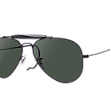 Ray-Ban RB3030 L9500 58 sunglasses