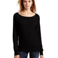 Amazon.com: LAmade Women's 100% Cashmere Jenna Raglan Sweater: Clothing