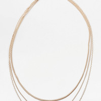 Delicate Layering Chain Necklace | Urban Outfitters