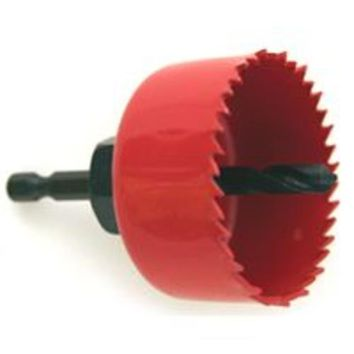 Vulcan 942261OR Hole Saw With Mandrel, 2-1/2""