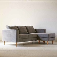 Quincy Chaise Sectional Sofa