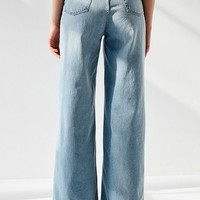 BDG Straight-Leg Puddle Jean | Urban Outfitters