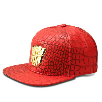 Korean Metal Baseball Cap Hip-hop Hats [6540875715]