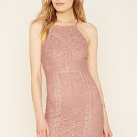 Contemporary Lace Cami Dress