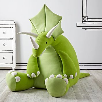 Paleo Plush (Green) | The Land of Nod