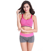 Shockproof Push Up Sports Bra (5 Colors)