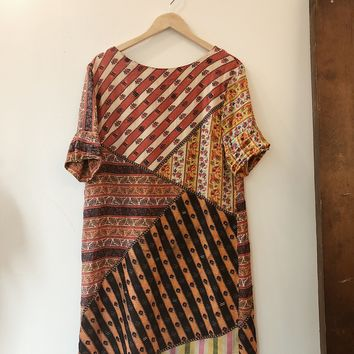 Vintage Boho Tanvi Kedia Dress