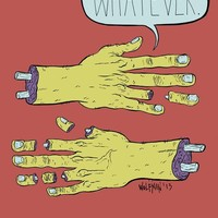 """Whatever"" - Art Print by M C Wolfman"