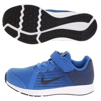 NIKE Boy's Downshifter 8 (PSV) Running Shoes