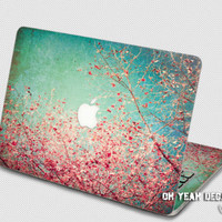 flower Macbook decal Macbook Keyboard Decal Macbook Pro Keyboard Skin Macbook Air Sticker apple wireless keyboard Macbook vinyl sticker