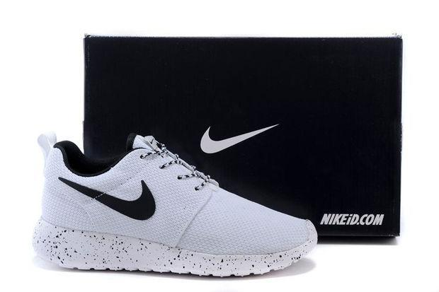 Nike roshe run couple light sports leisure net surface breathable Olympic  running shoe 1b509823c