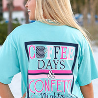 Jadelynn Brooke: Coffee Days & Confetti Nights {Mint}