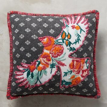 Oiseau Cushion