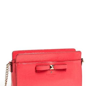 kate spade new york 'beacon court - angelica' leather crossbody bag | Nordstrom