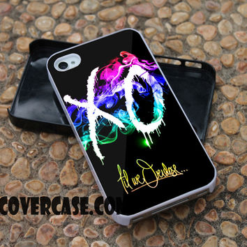 xo rainbow case for iPhone 4/4S/5/5S/5C/6/6+ case,samsung S3/S4/S5 case,samsung note 3/4 Case