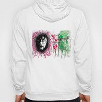 """The Past Stays with You: Harry Potter"" Hoody by Trinity Bennett 