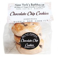 Chocolate Chip Cookies Bubble Bar