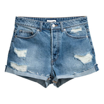 H&M Short High Waist Shorts $19.99