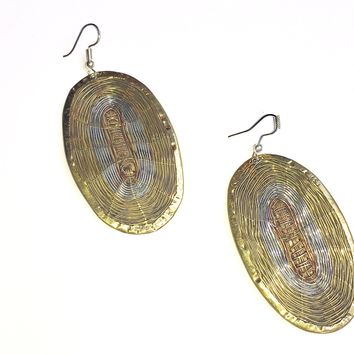 """Tribal Boho"" Earrings"