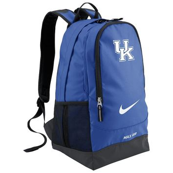 Nike Kentucky Wildcats Training Backpack (Blue)