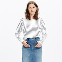 Songbook Dolman Tee in Stripe