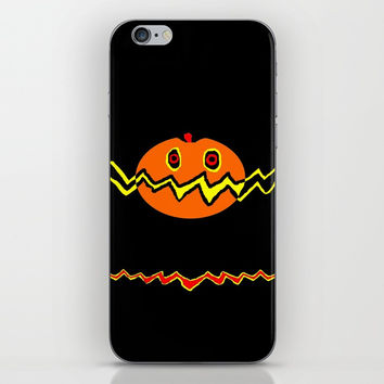Citrouille 02 iPhone Skin by Zia