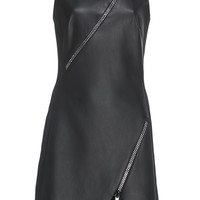 Leather Sleeveless Dress | Moda Operandi