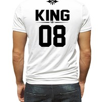 KING t-shirt with crown