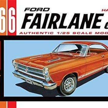 AMT 1091 1966 Ford Fairlane GT/GTA1:25 Scale Plastic Model Kit Requires Assembly.