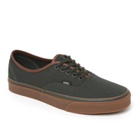Vans Authentic C&L Shoes - Mens Shoes - Green