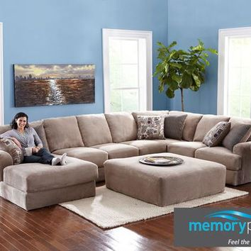 Monterey 3 Pc. (Reverse) Sectional