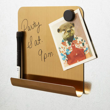 Golden Rule of Communication Dry Erase Board | Mod Retro Vintage Desk Accessories | ModCloth.com