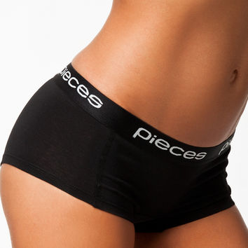 LOGO LADY BOXERS SOLID