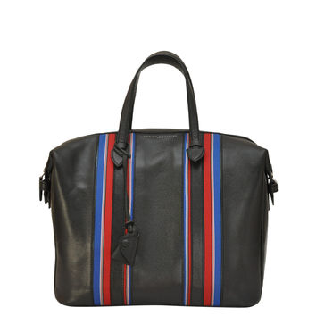 Myriam Schaefer Flag leather bag