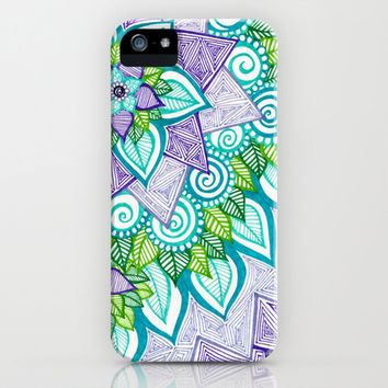 Sharpie Doodle 6 iPhone & iPod Case by Kayla Gordon | Society6