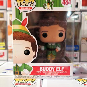 Funko Elf Pop! Movies Buddy Elf Vinyl Figure