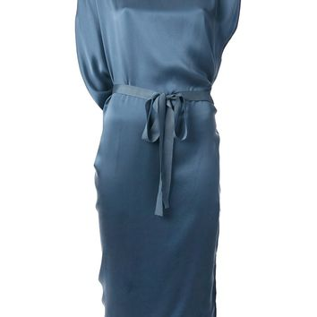 Day Birger Et Mikkelsen Asymmetric Belted Dress
