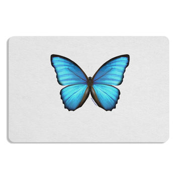 Big Blue Butterfly Placemat
