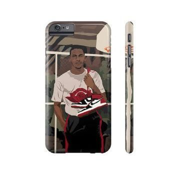 Jordan 23 Phone case Apple IPhone 4 5 5c 6 6s Plus Galaxy Note