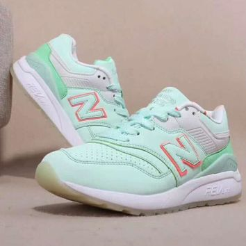 New Balance Fashion Casual All-match N Words Breathable Couple Sneakers Shoes H-CSXY-3